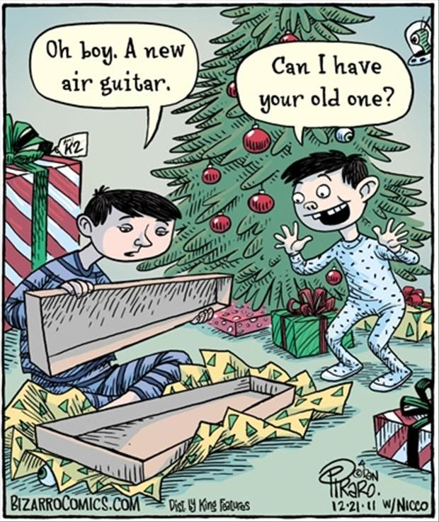 Funny Christmas picture gifts for boys