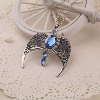 Imitation Diadem Pendant Necklace