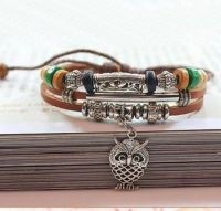 Owl Gothic Bracelet