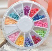 Nail Art Gems - Flower Petal