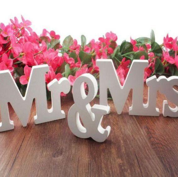 Mr and Mrs Gift Idea Range