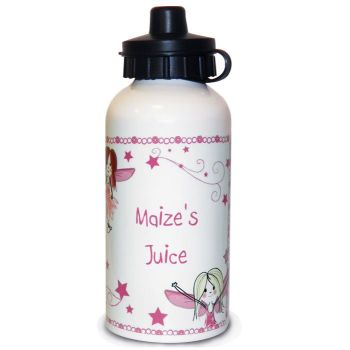 Personalised Back to School Fairy Drinks Bottle