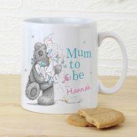 Personalised Me to You Mum to Be Mug