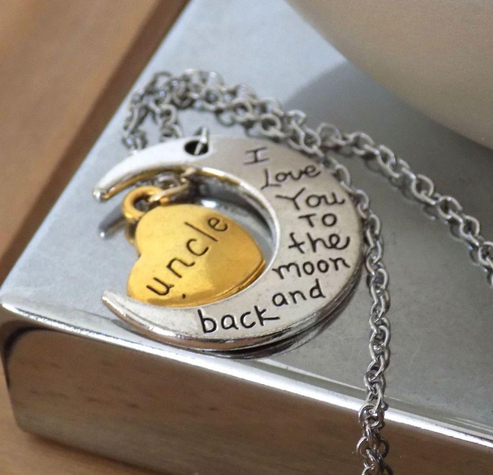 Uncle Pendant Necklace