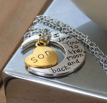 Son Pendant Necklace