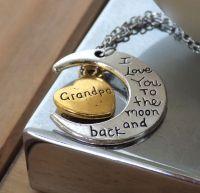 Grandpa Pendant Necklace
