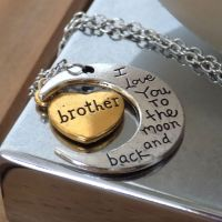 Brother Pendant Necklace