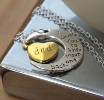 Dad Pendant Necklace
