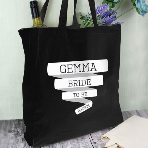 Hen party bride to be bag