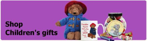 Shop personalised childrens gifts at tnako