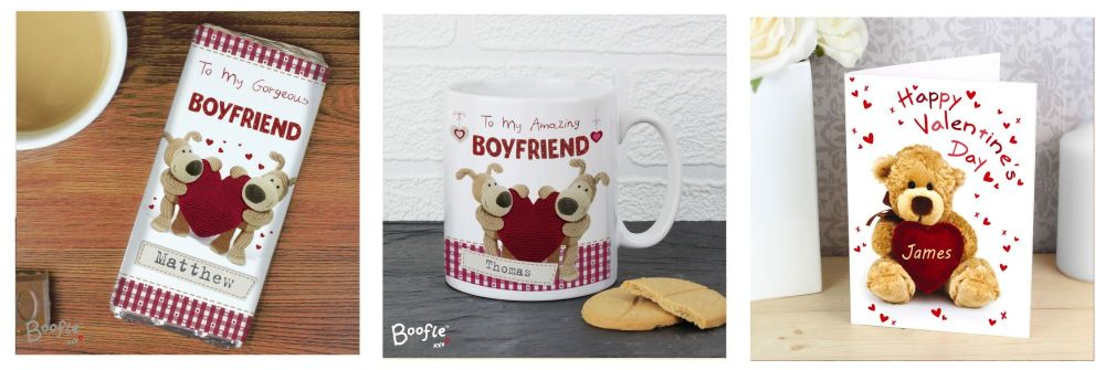 Personalised Valentines Day gift ideas for him