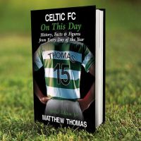 Personalised Celtic Football on this Day Book