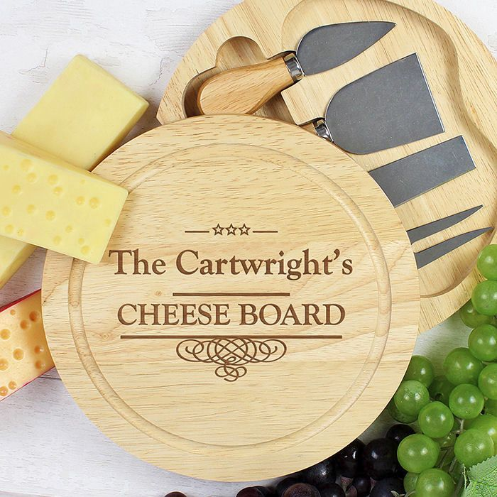 Cheese and Chopping Boards