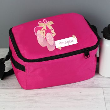 Personalised Girls Lunch Bag - Ballet