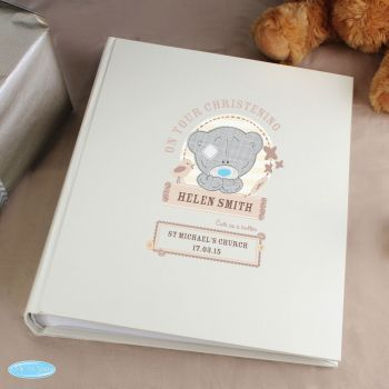 Personalised Tiny Tatty Teddy Album with Sleeves (any ocassion)