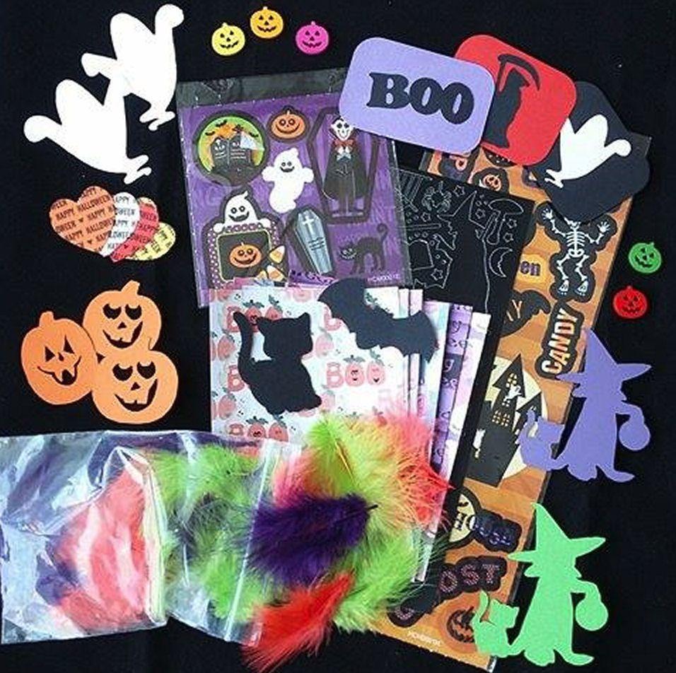 Halloween Craft Decoration Bumper Pack