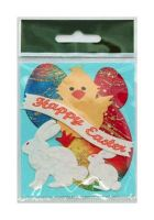 Easter Paper Craft Embellishments - Assorted