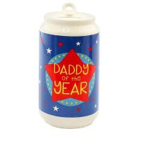 Daddy Money Box in Beer Can design
