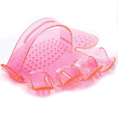 Pink Pet Dog Grooming Brush