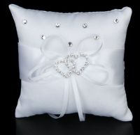 Wedding Ring Pillow Cushion