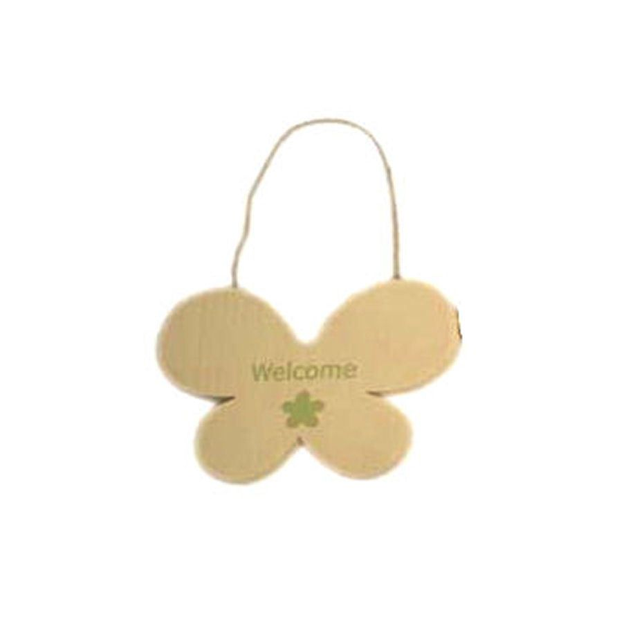 Butterfly Garden Plaque