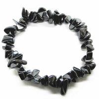 Hematite Chip Healing Bracelet