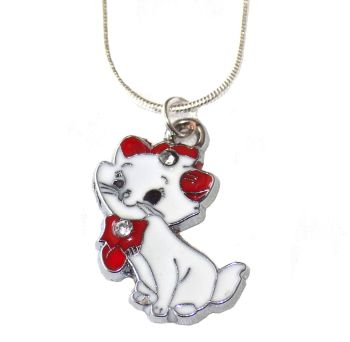 Aristocat Marie Cat Necklace
