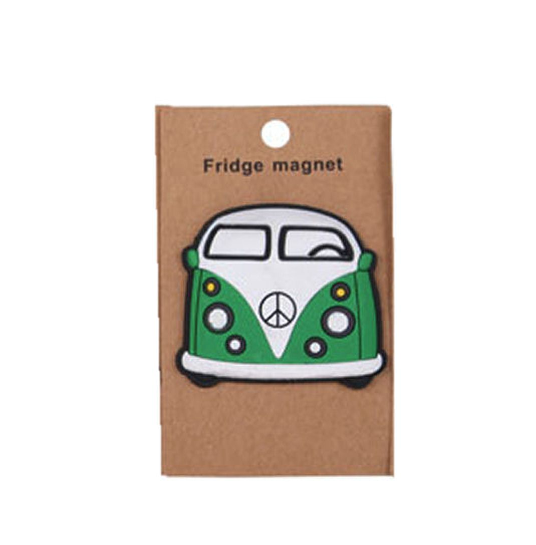 Campervan Fridge Magnet
