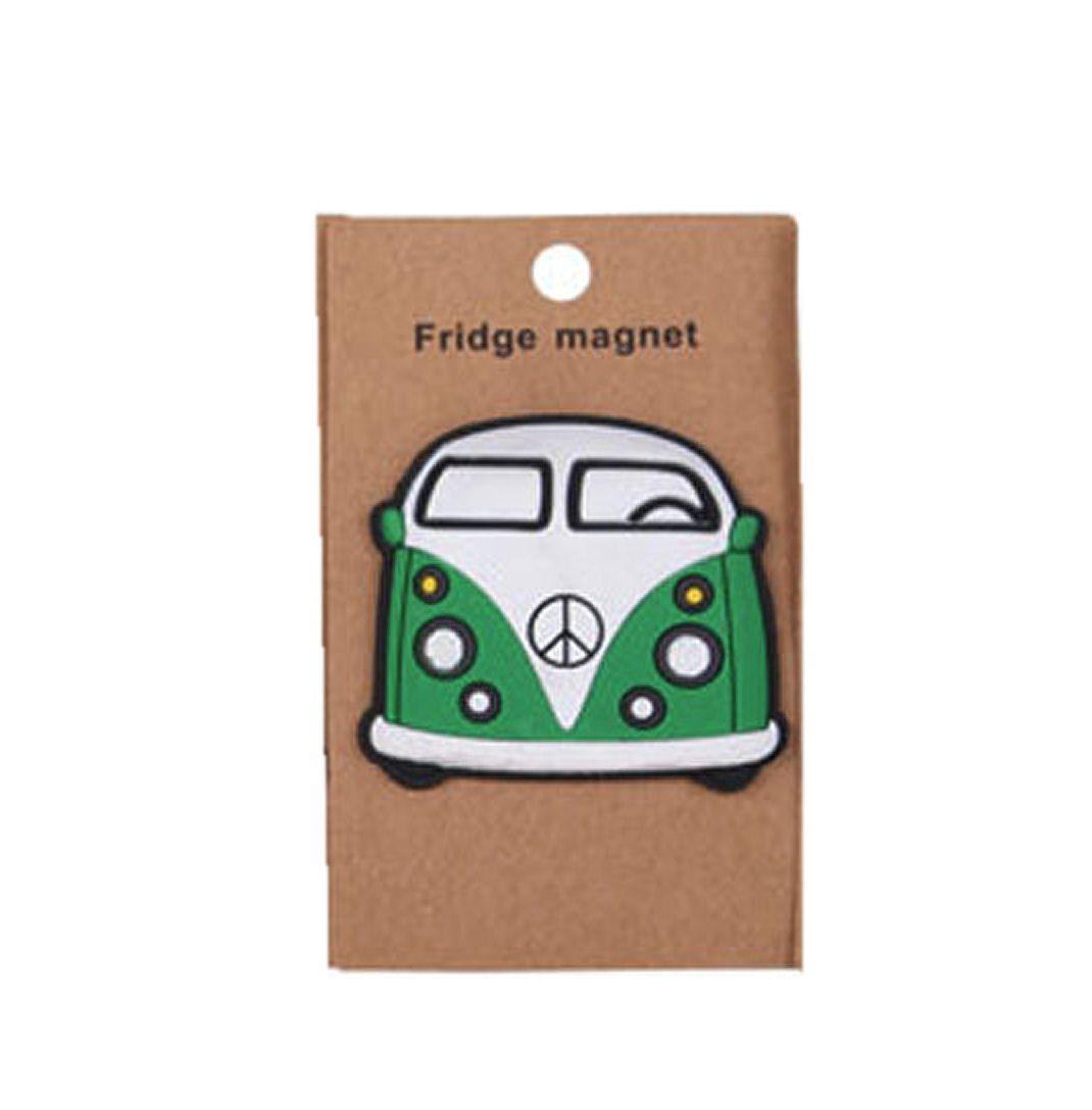 Campervan Fridge Magnet