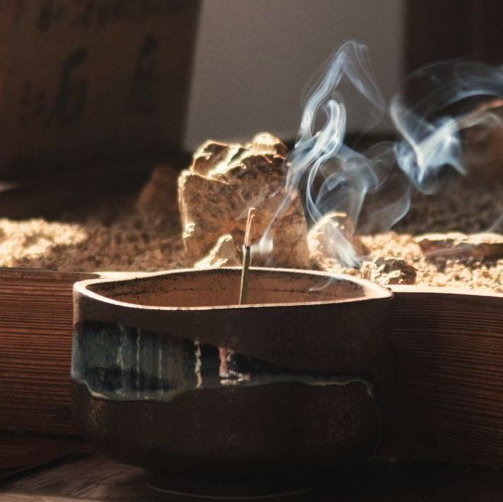 Aromatherapy and Incense
