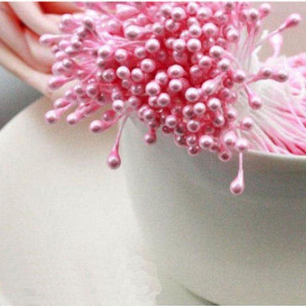 Pearl Flower Stamens - Pink