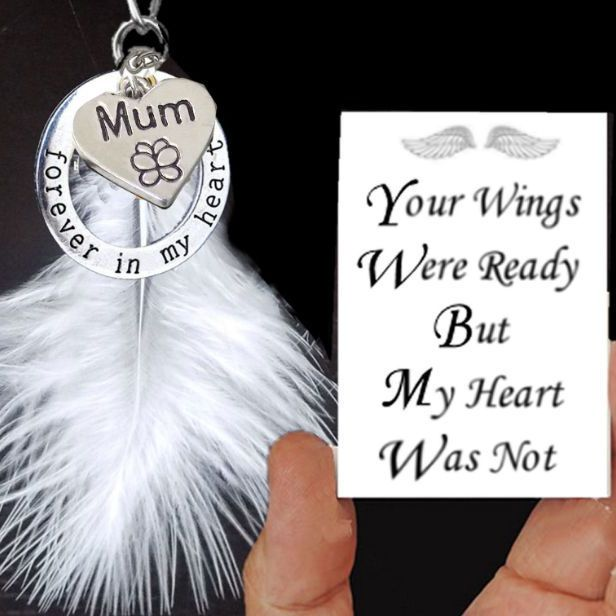 Feather Keyrings