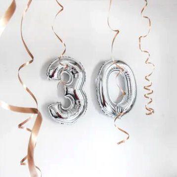 30th Birthday Gifts