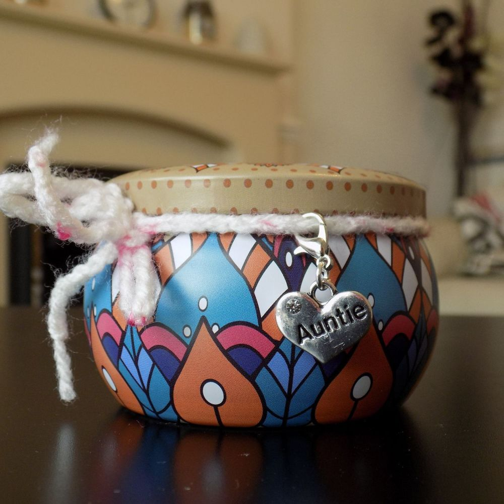 Auntie Scented Candle Tin