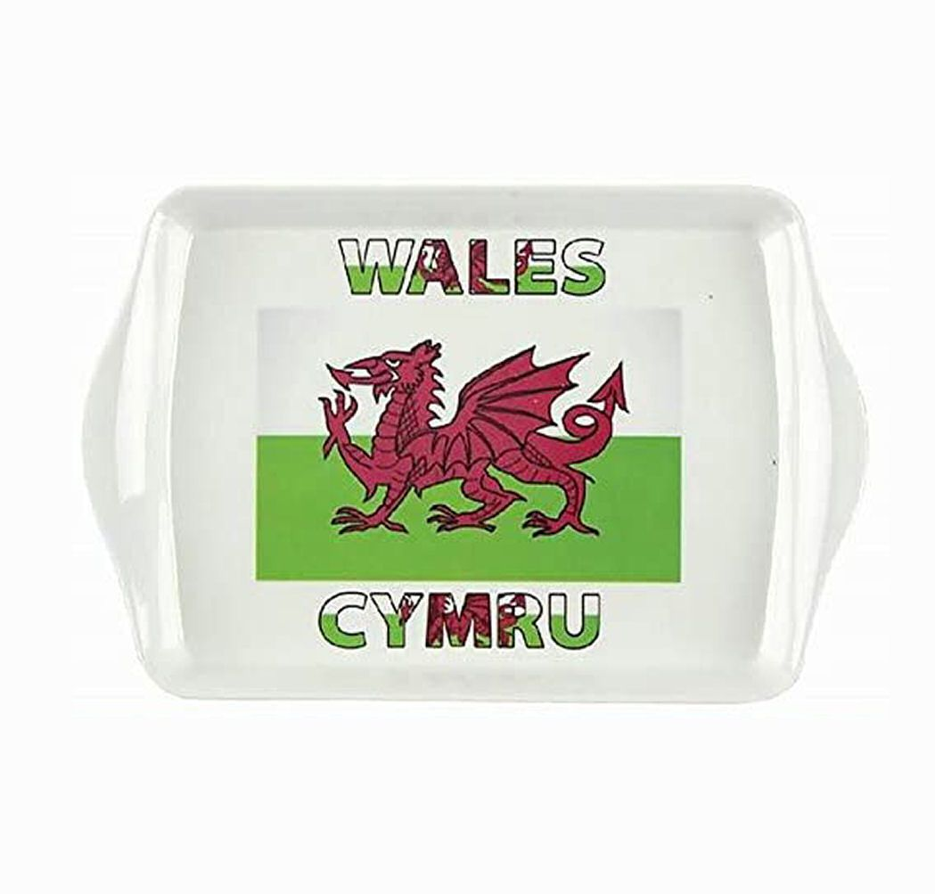 Welsh Dragon Sandwich or Snack Dish