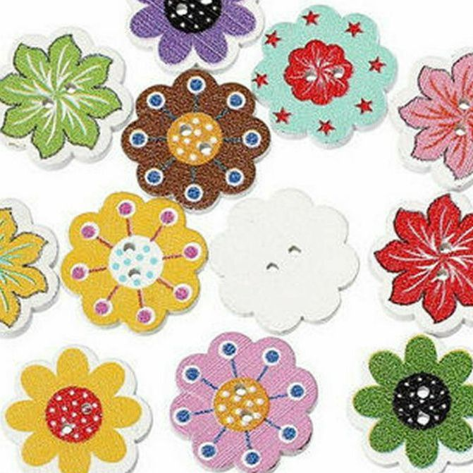 Flower Craft Shapes