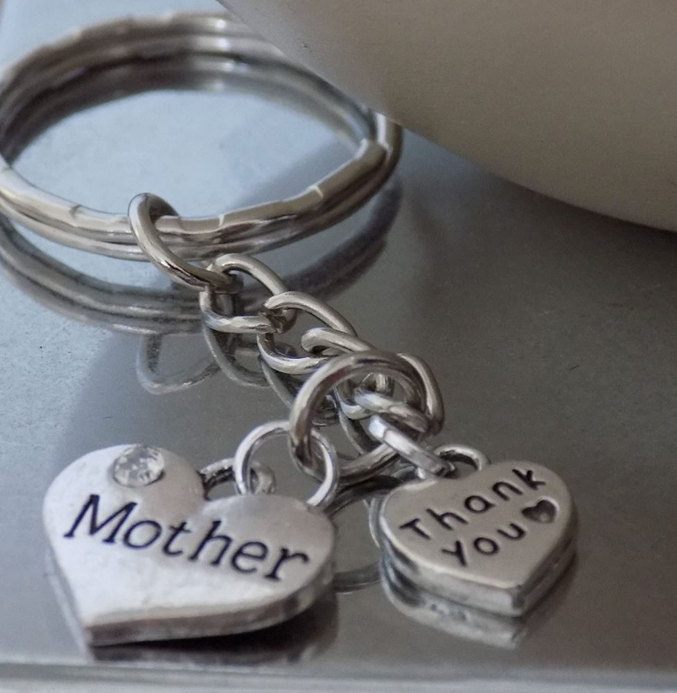 Mother Thank You Keyring