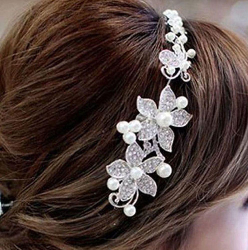 Bridal Hair Accessory Tiara Style