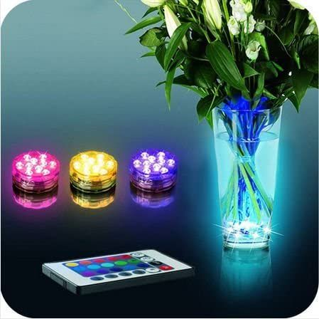 Underwater Submersible Colour Changing Light with Remote Control