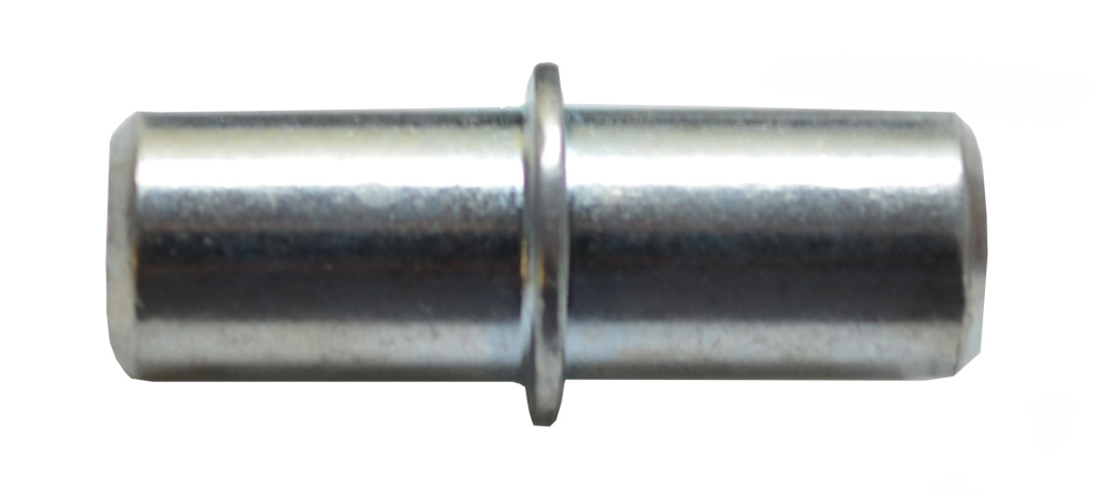 Galvanised Steel Shelf Stud - 5mm - Pack of 20