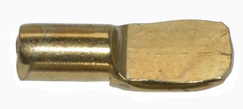 Electro-Brass Plated Stud - 5mm - Pack of 20