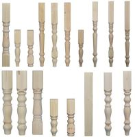 Table Legs SQUARE White small