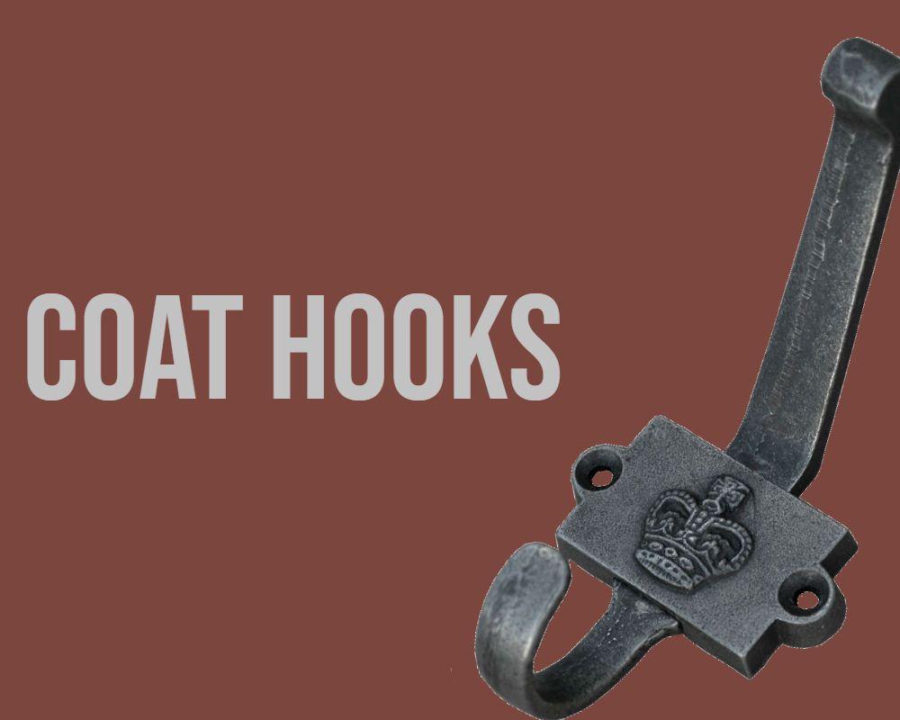 Coat & Hat Hooks