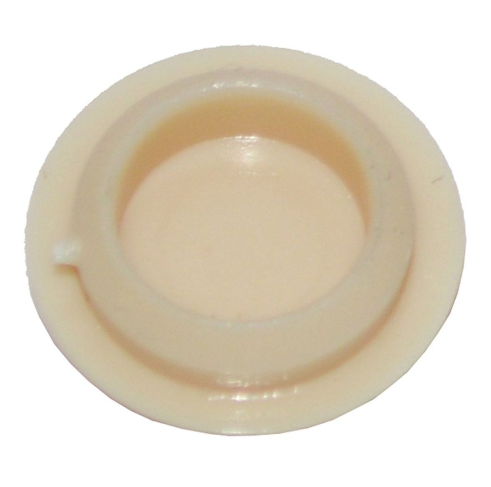 Plastic Screw Cover Caps (Beige) 10mm Width - Pack of 50