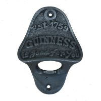 Guinness Wall-Mounted Bottle Opener