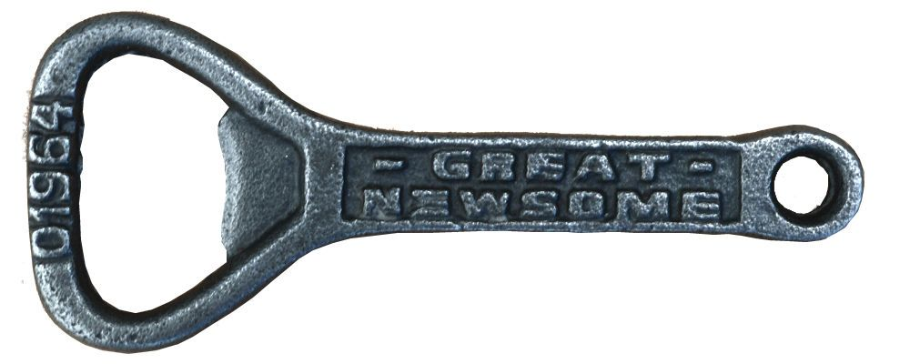 Key Ring Style Bottle Opener 'Great Newsome Brewery'