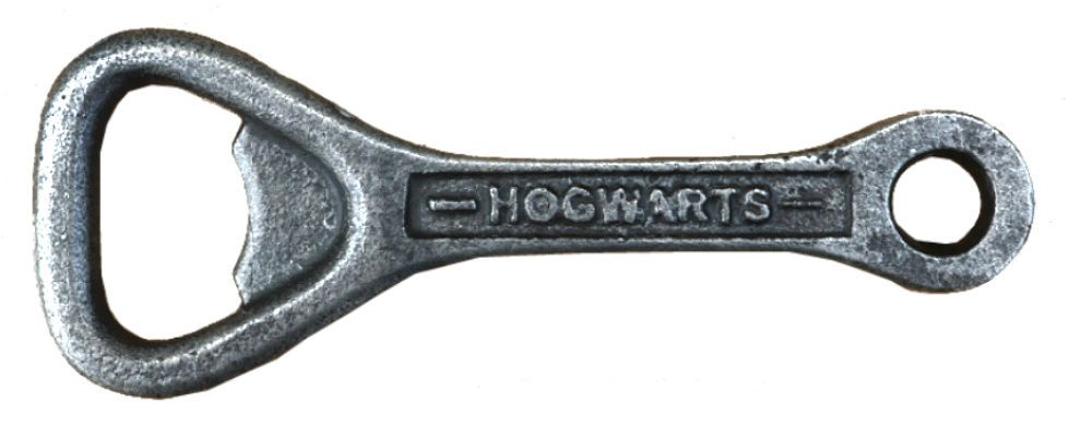 Key Ring Style Bottle Opener 'Hogwarts'