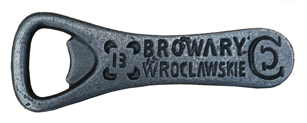 Key Ring Style Bottle Opener 'Browary Wroclawskie'