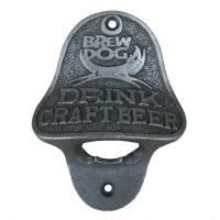 Brewdog Wall-Mounted Bottle Opener