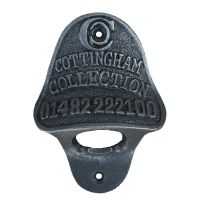 Cottingham Wall-Mounted Bottle Opener